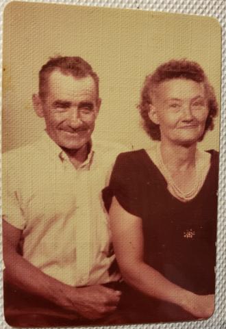 James Robert Glover & Wife Loretta Nadine Williams