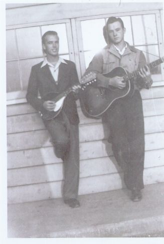 Bill Hale & Floyd Downs 1st Publicity Shot