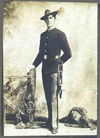 Charles W. Grace Buglar
