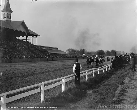 Derby Day 1901, Louisville, Ky.