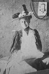 A photo of Stella May (Vandivier) Haymaker