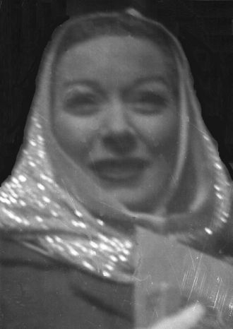 Greer Garson, Auntie Mame