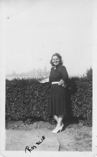 Rosalie Cotich Hughes