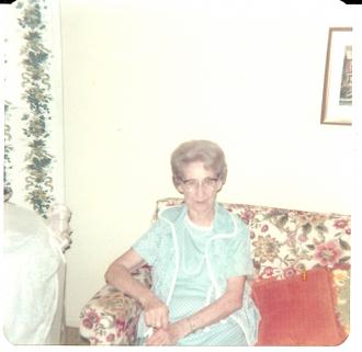 Aug 9, 1974, Ruth Mary (Mertens) Higgerson