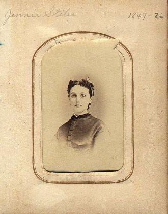 Sarah Jane Stiles