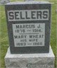 Marcus & Mary (Wheat) Sellers