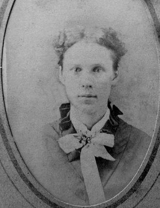 Ada Collins Howell, 1870's