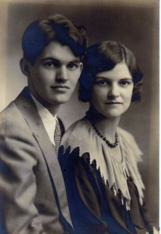 Unknown couple, New York