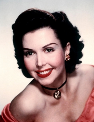 Ann Miller movie and theater star