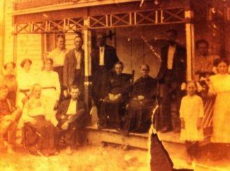 Hamilton Family Reunion, Kentucky