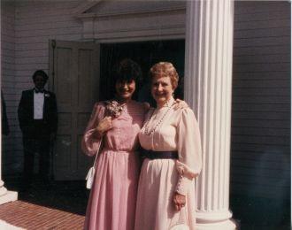 Carole Nason & Eleanor Bart