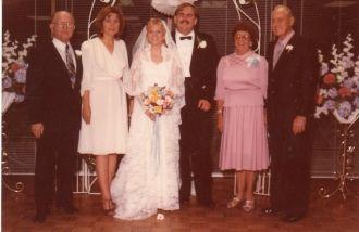 Martin D Jorgensen & family