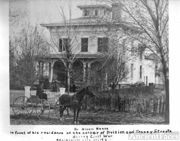 Wethersfield Illinois House circa 1860's