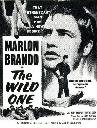 Laszlo Benedek and Marlon Brando