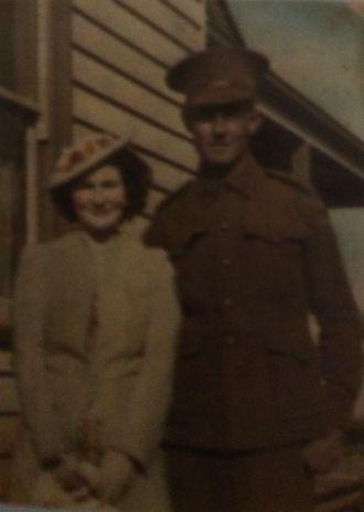 Herbert and Evelyn (Sullivan) Shorrock