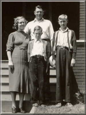 Witchey Family 1938