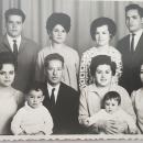 Barrientos Family 1968 La Paz,  Bolivia