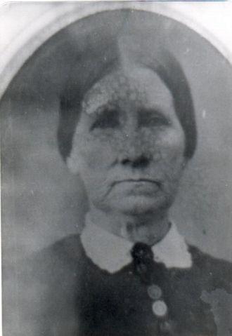 A photo of Amelia McRobbie