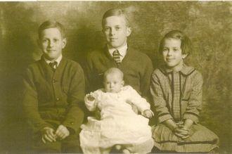 Summers children 1924