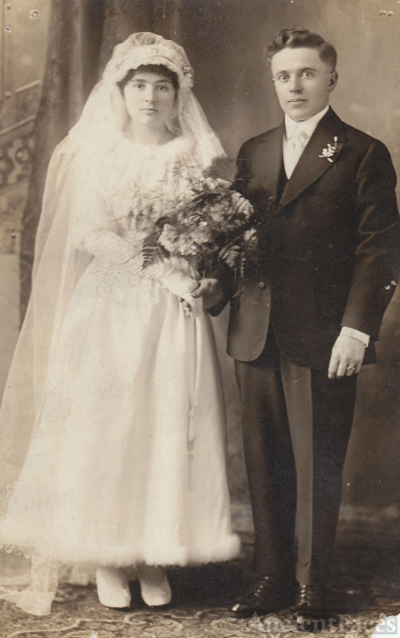 Jacob and Helen Wagner Wedding