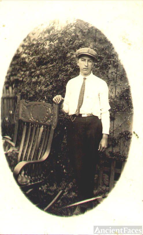 Oscar James Blevins