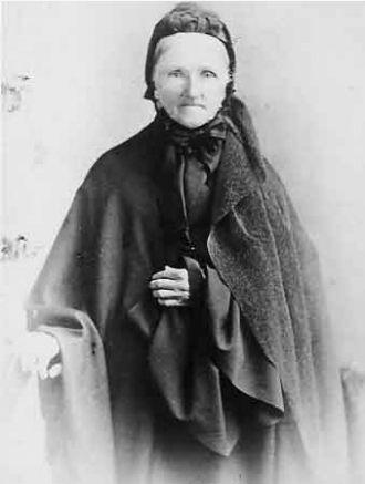 Maria Eagan McDonough, 1890's
