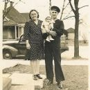 Madeline (Neal) Tanksley, Robert C. Neal, His Baby