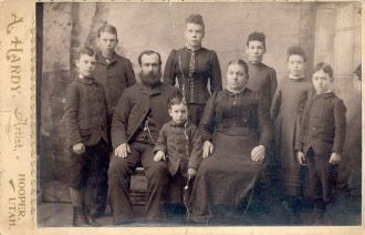 William Fowers Family