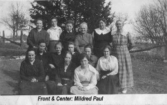 Mildred Paul