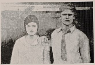 Willis and Beatrice (Solsby) Cheek
