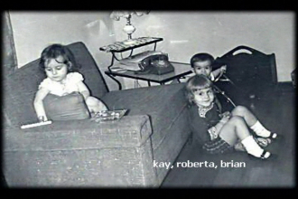 Melissa, Roberta and Brian Rich