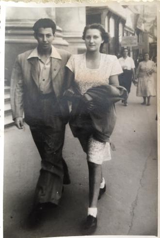 Lenka Ehrenreich and Georg Markovits