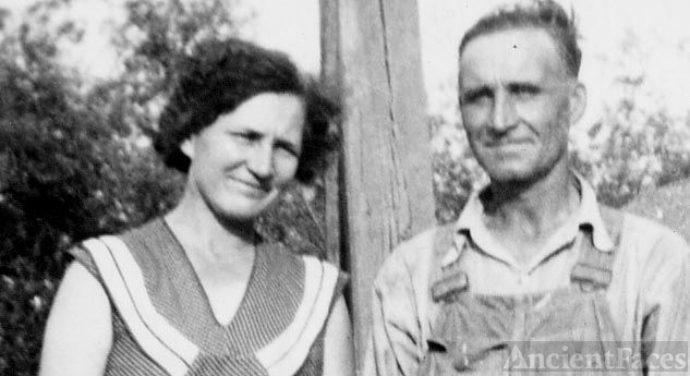 Mattie Pearl and William Franklin Smith