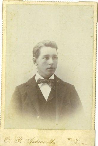 John W. Anderson, 2