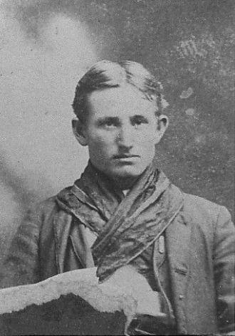 Ernest Elders Dodson, ca 1900-1903