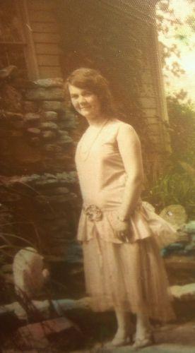 Mary Edith (Loos) Dreier, Ohio 1926