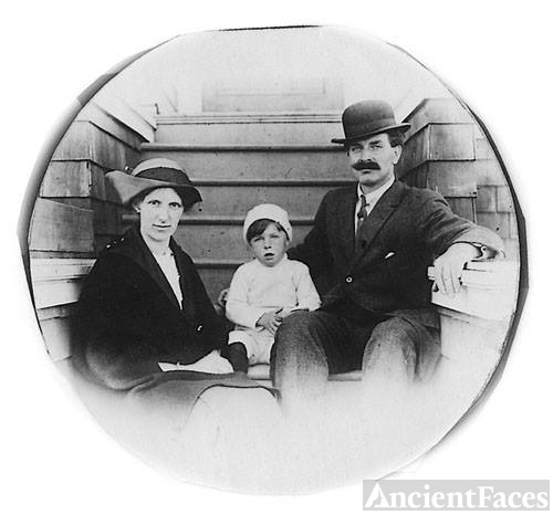 William Stokes 1915