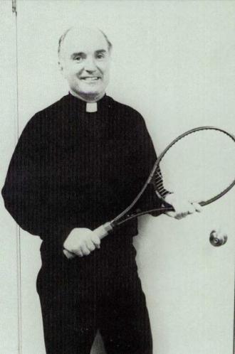 Fr. Jerry Wade - 1985 President of Bellarmine College Prep.