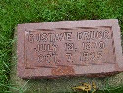 Gustave Drugg Grave