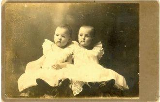 Beck Twin Babies