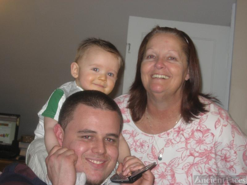 Bradley, Ricky, Carolyn