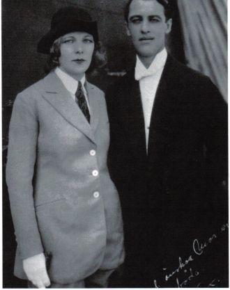 Tex and Gota Elmlund
