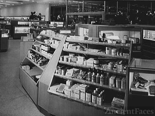 Macy's Drug Department
