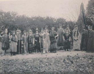 Maida Watkins & OCONEEITES 1916