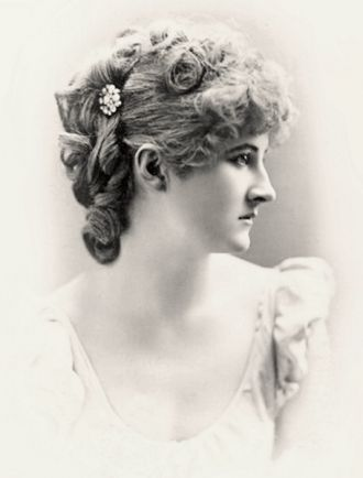 A photo of Mary Antoinette Anderson