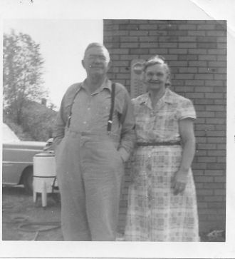 James & Lillian Brewster