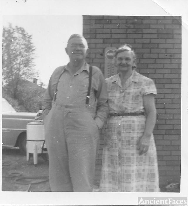 James & Lillian Brewster