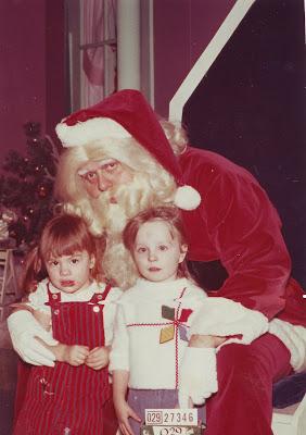 Wolf & Dessauer's Santa