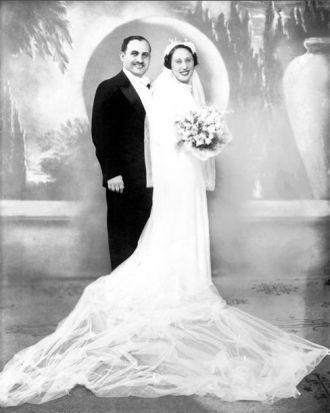Samuel and Flora Fine, 1937