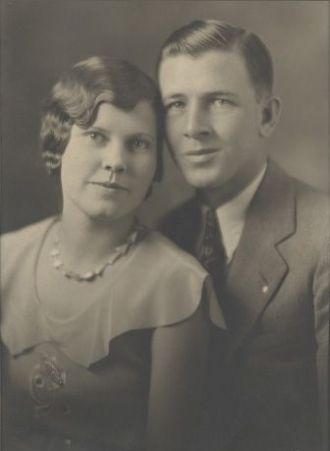 Mraion Randolf Dickens& Esther Rutherford